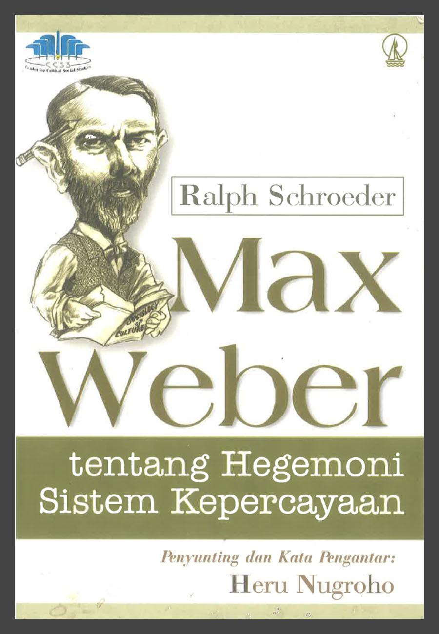 Max_Weber_tentang_Hegemoni_Sistem_Kepercayaan_Cover