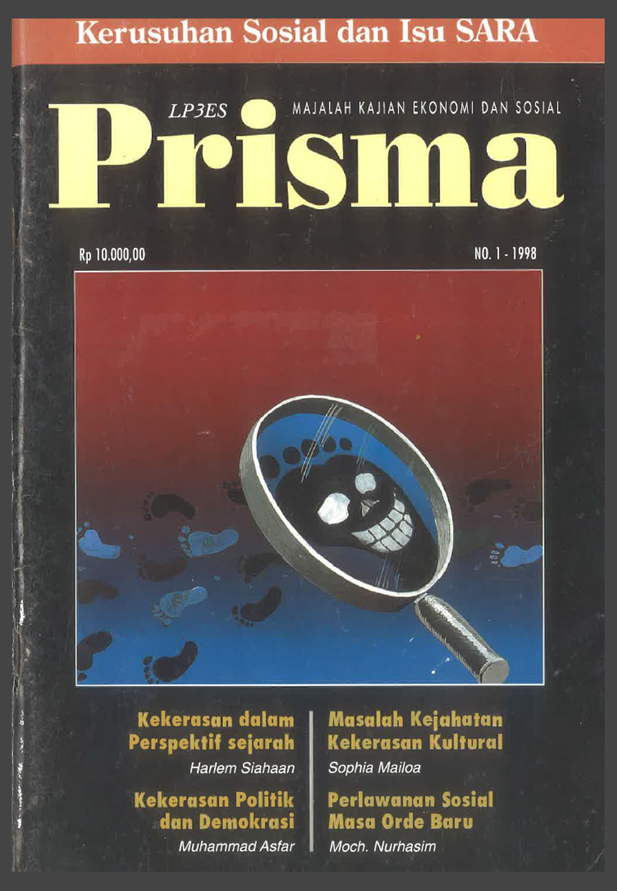 Prisma,_No._1_-_1998_Cover